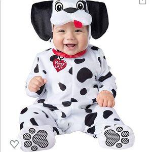 Baby Dalmatian Costume NWT